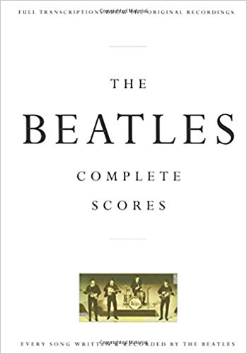 『The Beatles Complete Scores』The Beatles