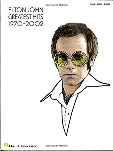 『Greatest Hits 1970-2002』Elton John