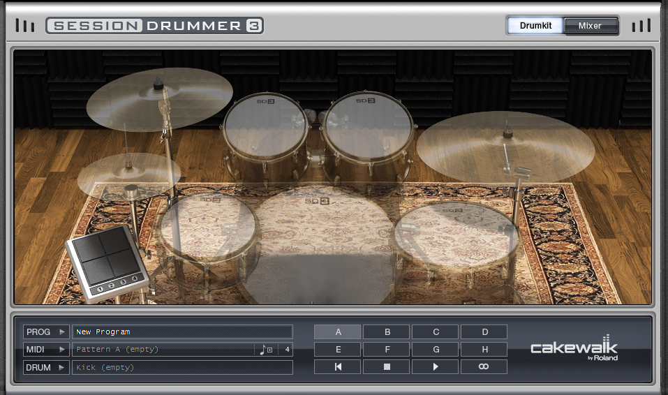 Session Drummer3